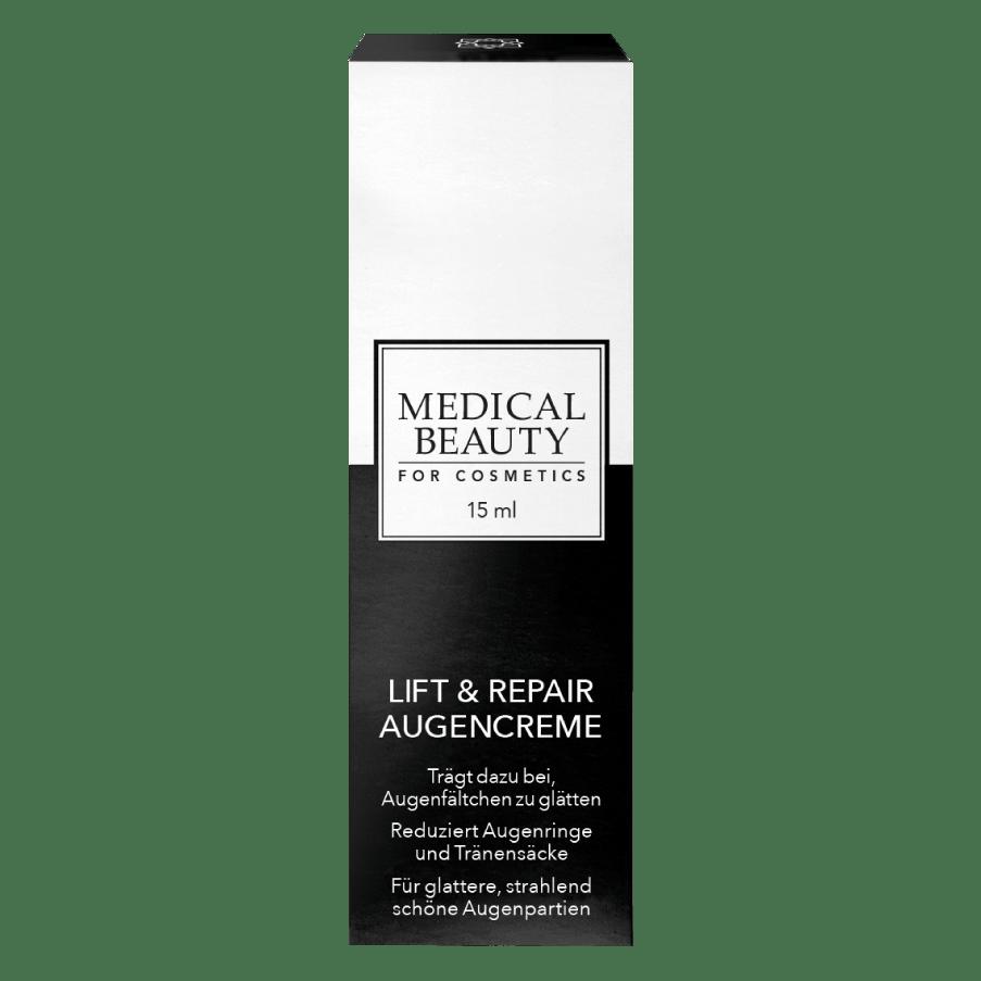 Vorschaubild Medical Beauty Lift & Repair Augencreme Verpackung
