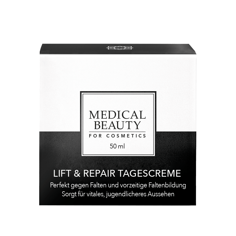 Vorschaubild Medical Beauty Lift & Repair Tagescreme Verpackung