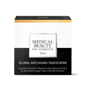 Medical Beauty Global Anti-Aging Tagescreme Verpackung