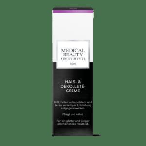 Medical Beauty Hals- & Dekollete-Creme Verpackung