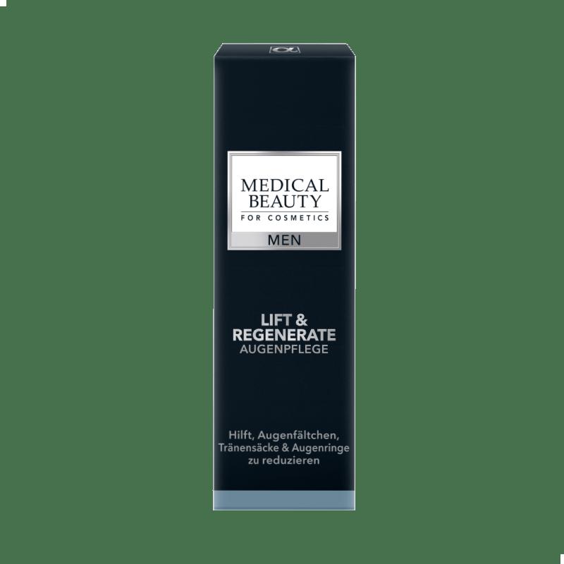 Vorschaubild Medical Beauty Men Lift & Regenerate Augenpflege Verpackung