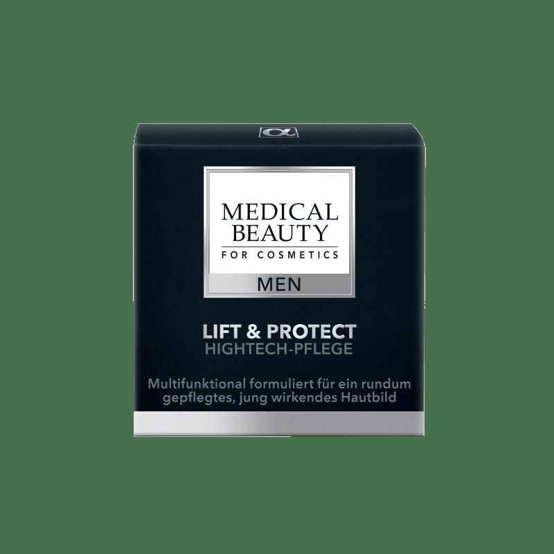Vorschaubild Medical Beauty Men Lift & Protect Verpackung