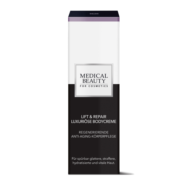 Vorschaubild Medical Beauty Lift & Repair Luxuriöse Bodycreme Verpackung