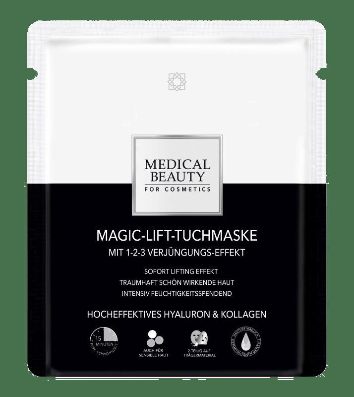 Vorschaubild Medical Beauty Magic-Lift-Tuchmaske Verpackung