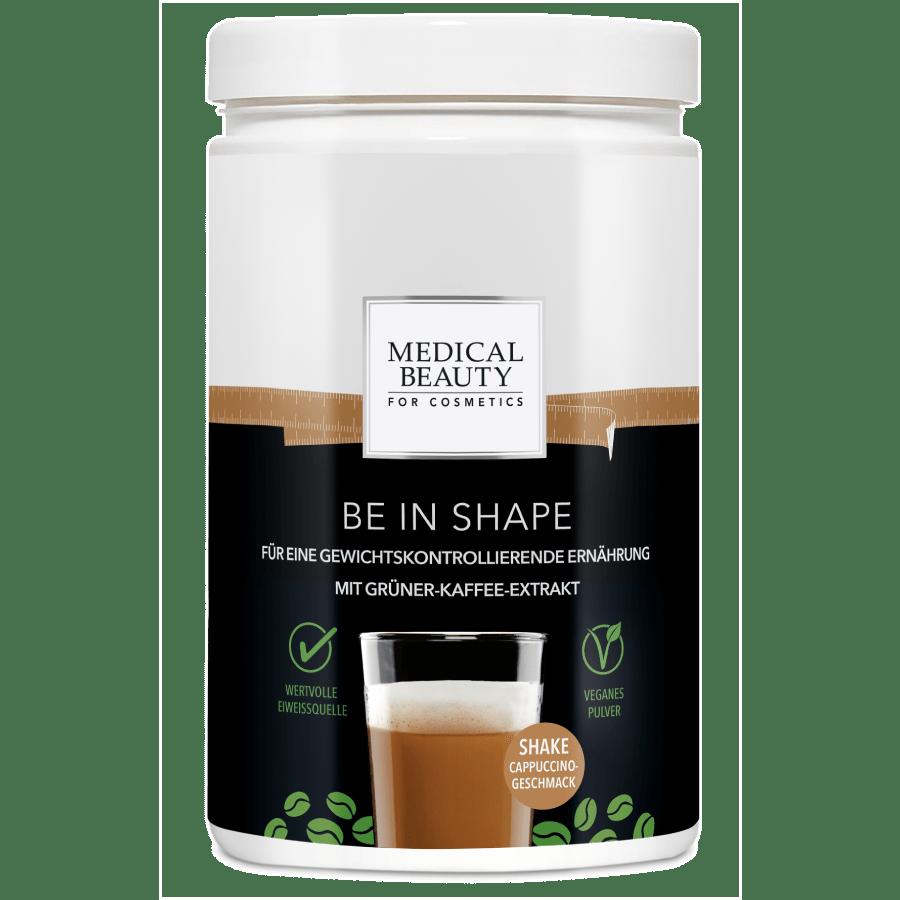 Vorschaubild Medical Beauty Be in Shape Proteinshake Verpackung