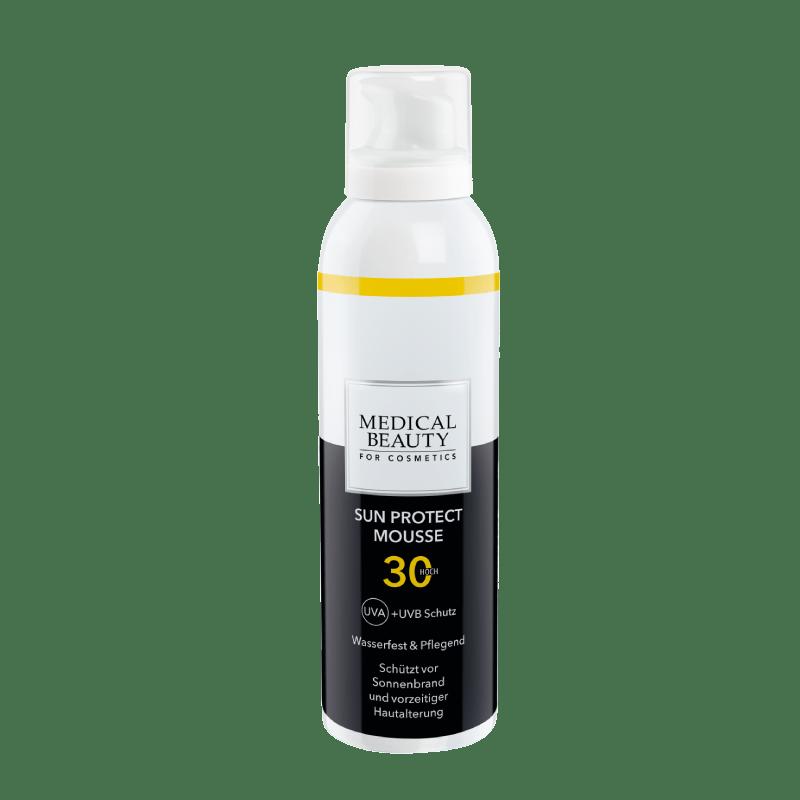 Vorschaubild Medical Beauty Sun Protect Mousse LSF 30 Verpackung