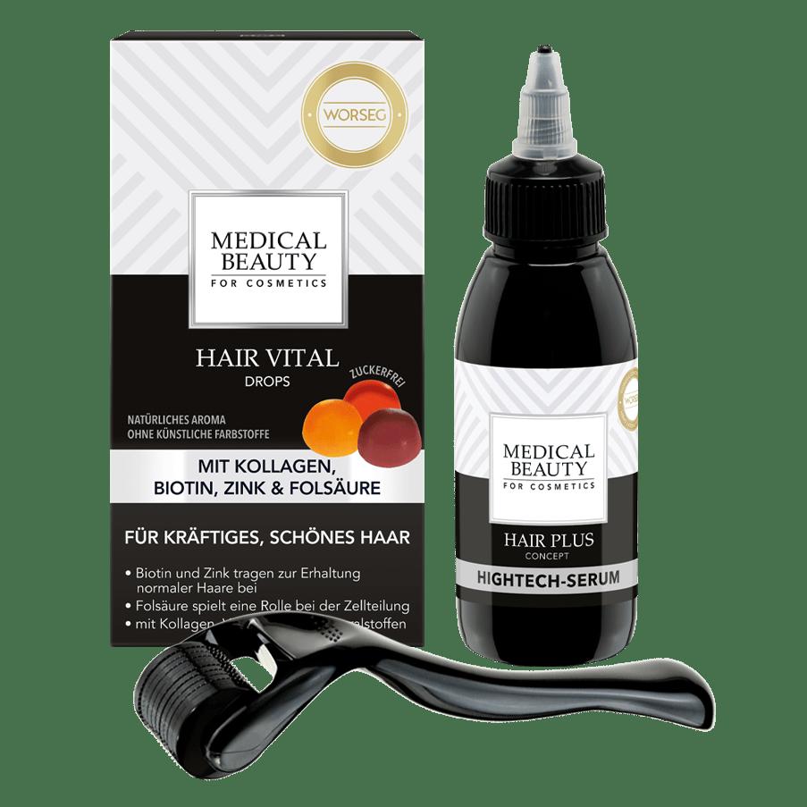 Vorschaubild Hairvital Drops Needling Serum
