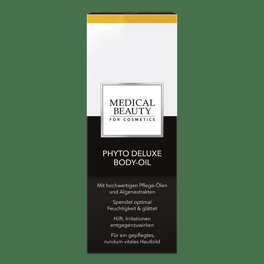 Vorschaubild Medical Beauty Phyto Deluxe Body-Oil Verpackung