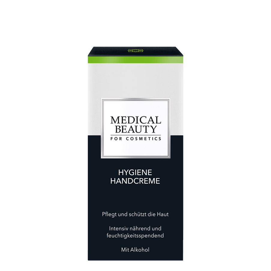 Vorschaubild Medical Beauty Hygiene Handcreme Verpackung