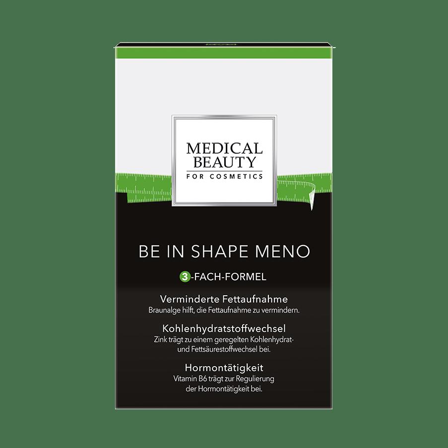 Vorschaubild Medical Beauty Be in Shape Meno Verpackung