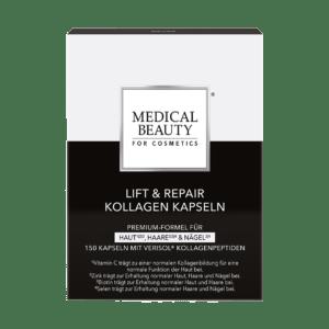 Medical Beauty Lift & Repair Kollagen Kapseln Verpackung