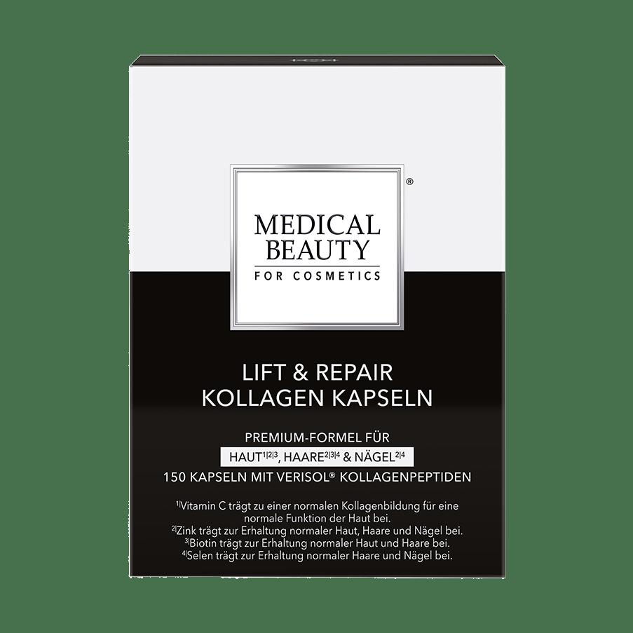 Vorschaubild Medical Beauty Lift & Repair Kollagen Kapseln Verpackung